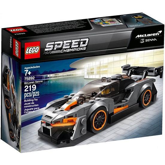 LEGO McLaren Senna Speed Champions (75892)