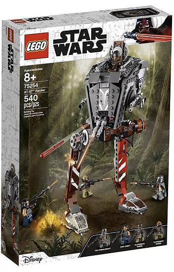 LEGO Star Wars AT-ST Raider 75254 The Mandolarian Collectible All Terrain Scout