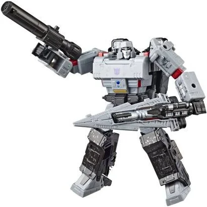 Transformers War for Cybertron: Siege Megatron Voyager Action Figure