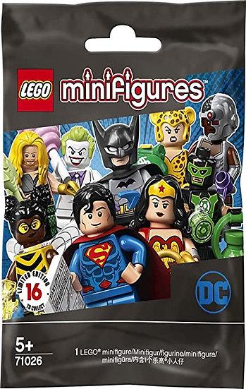 Lego DC Superhero Minifigure Blind Bag