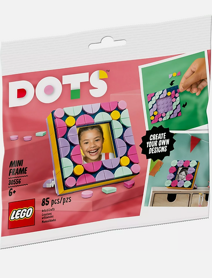 Lego DOTS (30556) Mini Picture Frame - Polybag - 85pcs