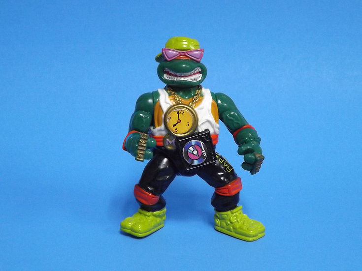 Vintage TMNT Rappin Mike