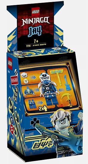 LEGO NINJAGO Jay Avatar - Arcade Pod 71715 Mini Arcade Machine (47 Pieces)