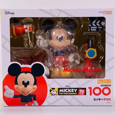 Good Smile Company Mickey Mouse Director 100 Nendoroid Action Figure