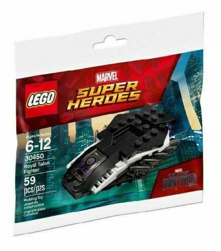 LEGO 30450 Marvel Black Panther Super Heroes Royal Talon Fighter Polybag