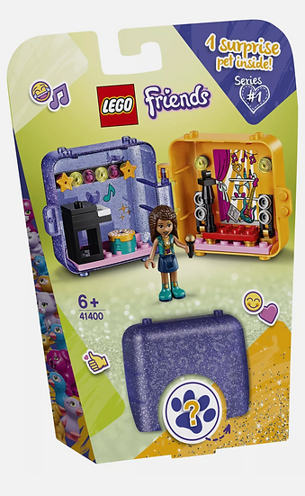 Lego Friends Andrea's Play Cube (41400)
