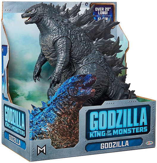 """Godzilla King of The Monsters Action Figure 12"""""""