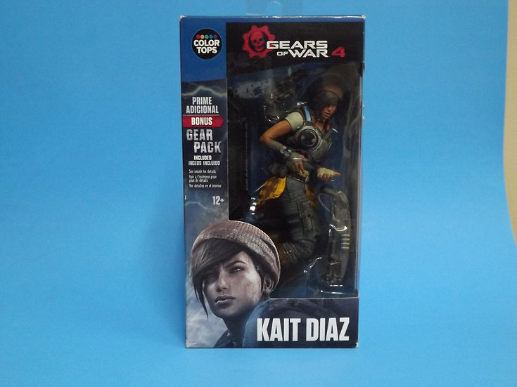Gear Of Wars 4 Kait Diaz McFarlane Toys