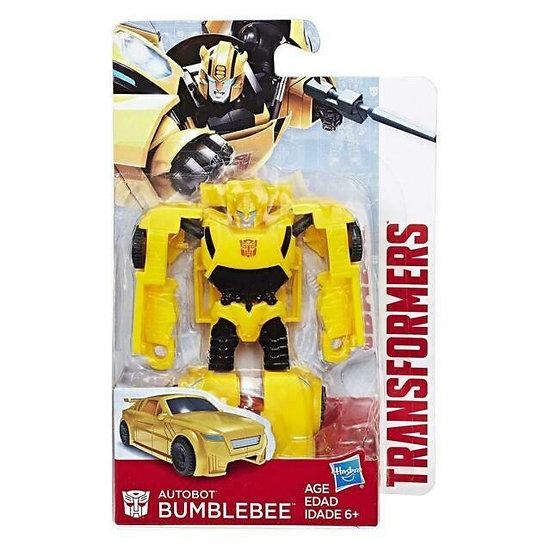 Hasbro Transformers Autobot Bumblebee Figures Lot of 2