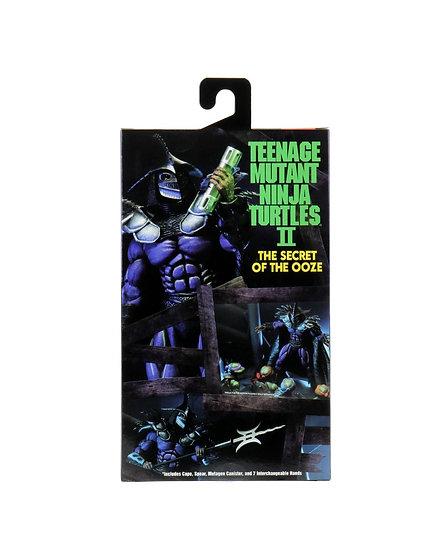 NECA Teenage Mutant Ninja Turtles Super Shredder Action Figure TMNT 1990 Movie