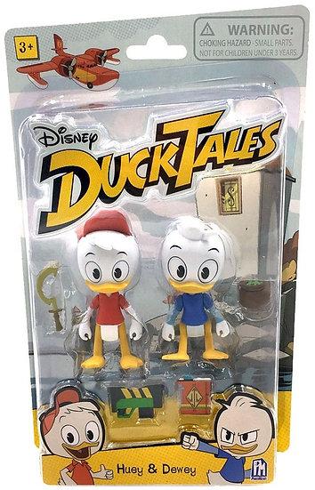 Disney DuckTales Huey & Dewey Exclusive Action Figure 2-Pack