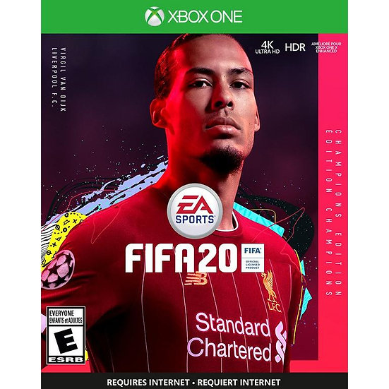 FIFA 20 Champions Edition For The Microsoft Xbox One