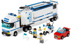 Lego City Mobile Police Unit 7288  Not Complete