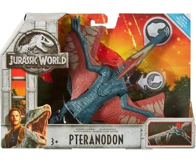 Jurassic World Fallen Kingdom Roarivores Pteranodon Action Figure