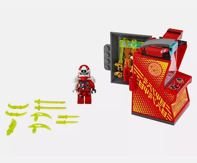 LEGO NINJAGO Kai Avatar - Arcade Pod 71714 (49 Pieces)