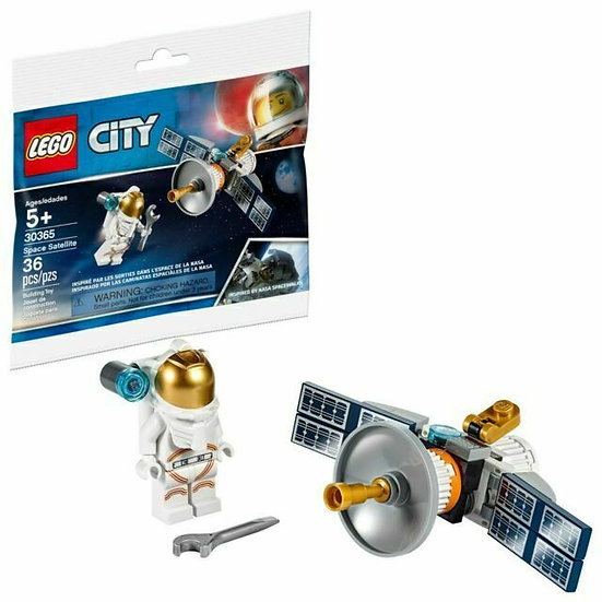 LEGO CITY Space Satellite 30365