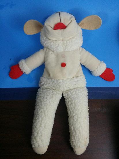 Vintage Shari Lewis Lamb Chop Puppet 1992