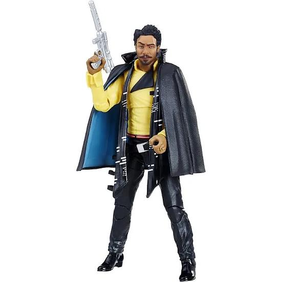 Solo A Star Wars Story Black Series Lando Calrissian Action Figure