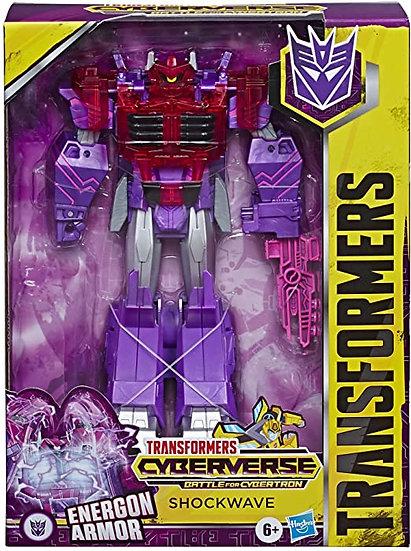 Hasbro Transformers: Shockwave - Bumblebee Cyberverse Adventures