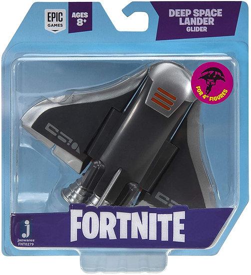 Epic Games Fortnite DEEP SPACE LANDER Glider for 3.75 or 4-inch Figures