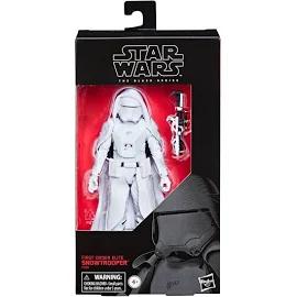 "Star Wars Black Series First Order Elite Snowtrooper 6"" Action Figure Exclusive"
