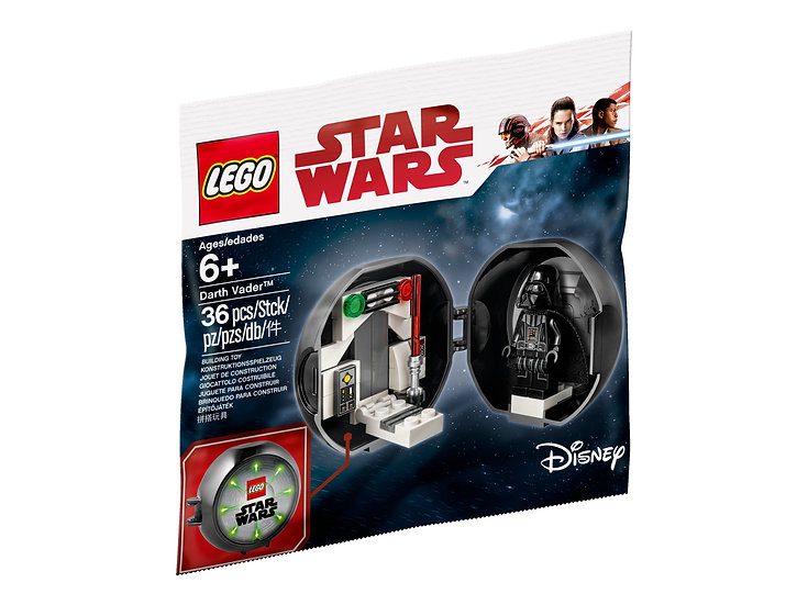 Lego Star Wars Darth Vader Anniversary Pod Polybag 6222893