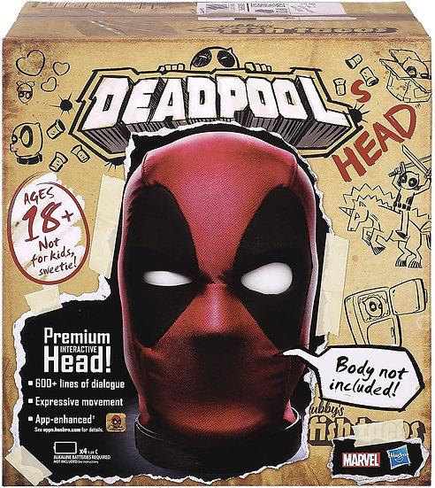 Hasbro Marvel Legends Interactive Electronic Deadpool's Head