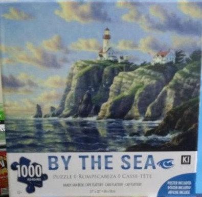 KI By the Sea 1000 Piece Jigsaw Puzzle