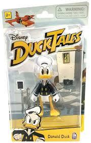 Disney Ducktales Donald Duck Action Figure