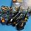 Thumbnail: Lego DC SuperHeroes 76034 The Batboat Harbor Pursuit 98% Complete with 1 Minifig