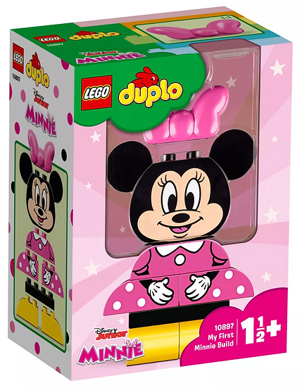 LEGO 10897 Duplo Disney Junior My First Minnie Build