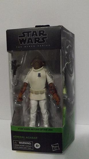Star Wars THE BLACK SERIES Return of the Jedi: ADMIRAL ACKBAR Figure - Sealed