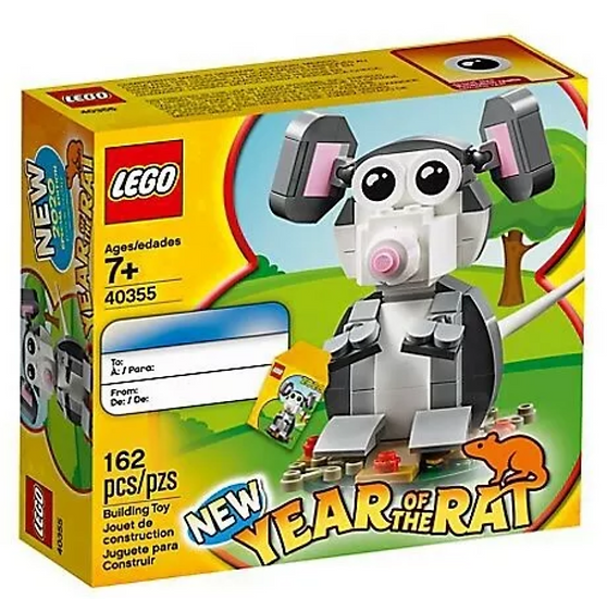 LEGO 40355 YEAR OF THE RAT SET