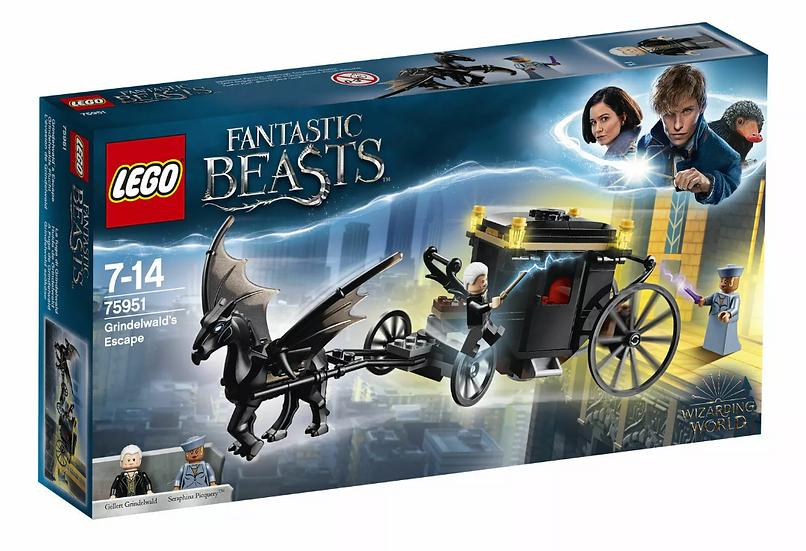 Lego 75951 Fantastic Beasts