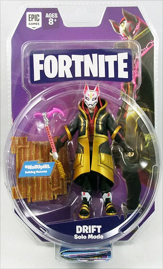 Fortnite Solo Mode Drift Action Figure Jazwares