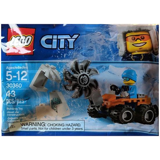 LEGO poly bag Arctic Ice Saw 30360