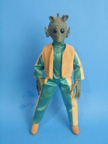 "Greedo Star Wars 12"" action figure"