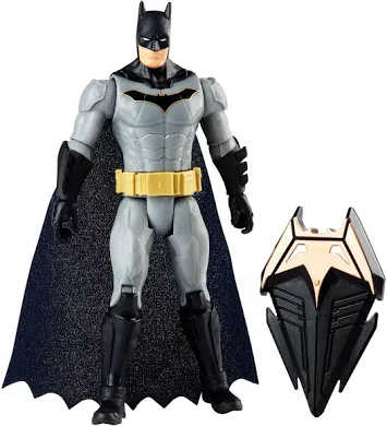 DC Comics Batman Missions Stealth Glider Batman Action Figure
