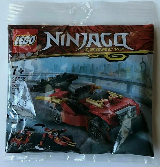 Lego30536 Ninjago Legacy Combo Polybag SEALED NEW 71pcs