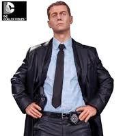 DC Collectibles - GOTHAM (TV) JAMES GORDON STATUE