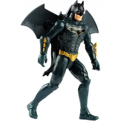 DC Comics Batman Missions Stealth Glider Batman Action Figure