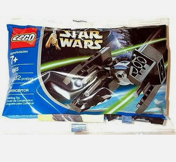 LEGO Star Wars Mini Building Set Mini TIE Interceptor (6965)