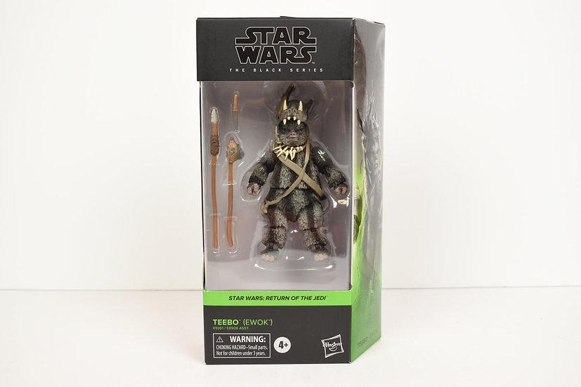 Teebo (Ewok) Star Wars Black Series