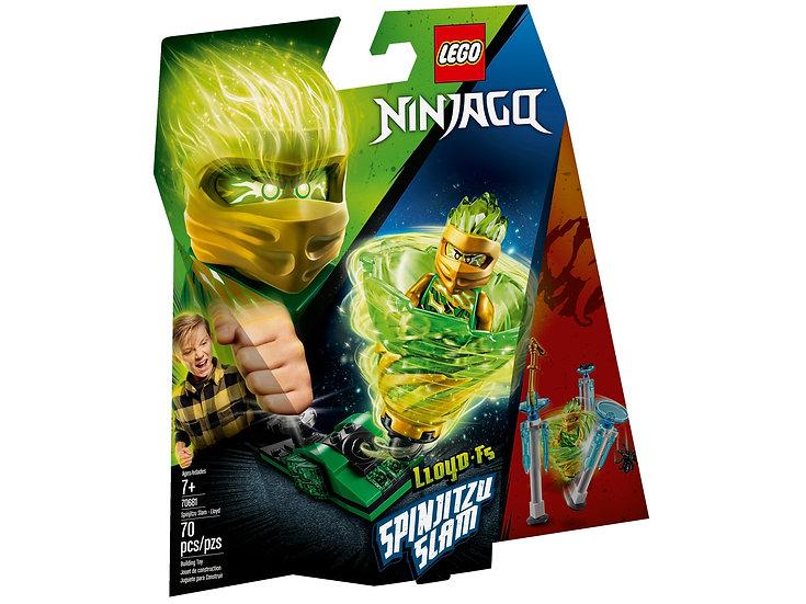 LEGO 70681 Ninjago SPINJITZU SLAM Lloyd Set 70 Pieces