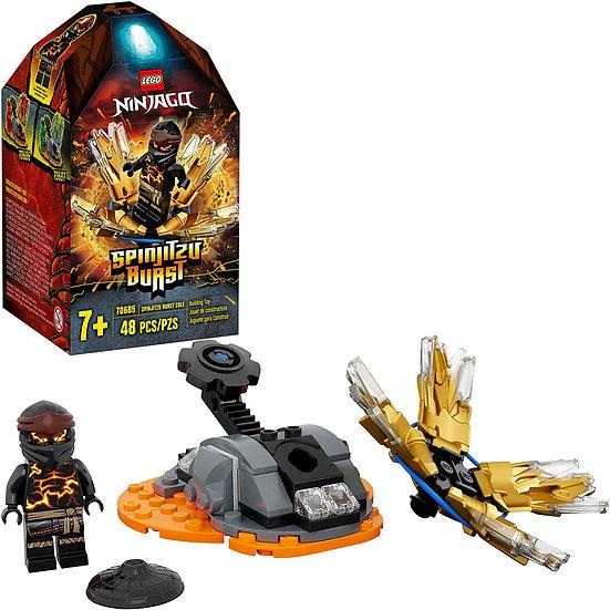 LEGO Ninjago: Spinjitzu Burst COLE 48pcs (70685)