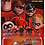 Thumbnail: Lot of 2 Jakks Incredibles 2 Underminer Tunneler and Incredibile
