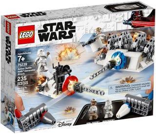 LEGO Star Wars: Action Battle Hoth Generator Attack (75239)