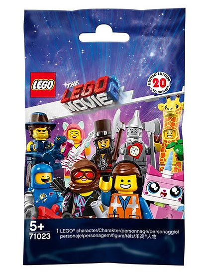 Lego Movie 2 Minifig Blind Bag