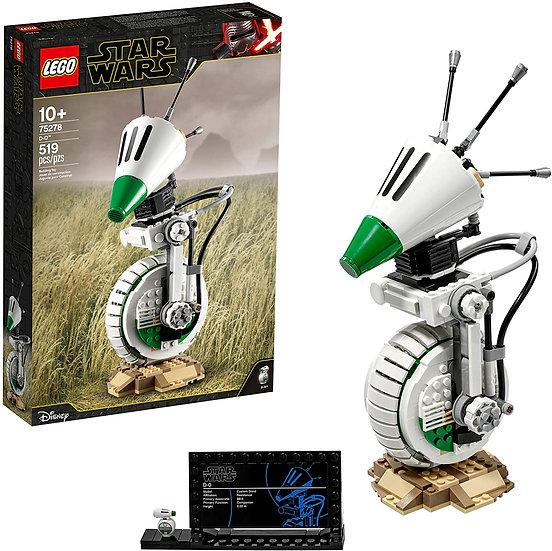 LEGO 75278 Star Wars D-O Building Toy Set