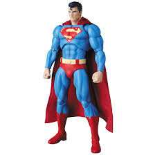Batman: Hush Superman MAFEX Action Figure
